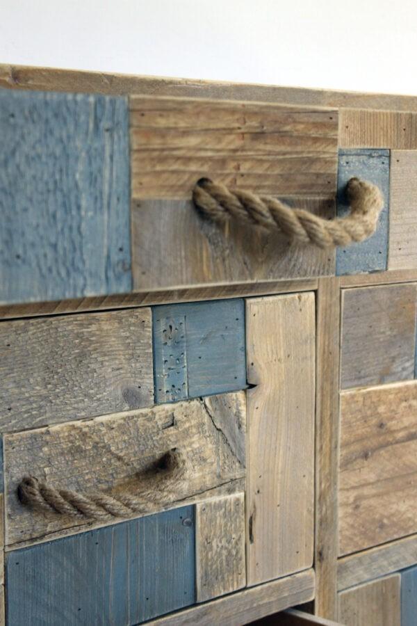 Kommode aus reclaimed wood
